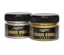 Глиттер Kompozit MAGIC STARS 60 г бронза