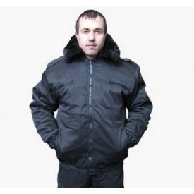 Куртка утепленная ТК-Спецодяг Пилот плащевая грета черная