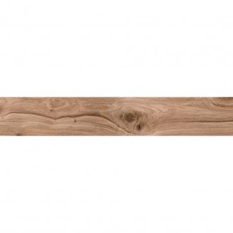 Керамогранит Zeus Ceramica BRICCOLE WOOD BROWN ZZXBL6R 15х90 см