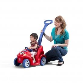 Детская машина-каталка BUDDY красная 88x111x47 см
