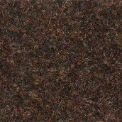 Ковролин полукоммерческий Picasso 4,5 мм тёмно-коричневый