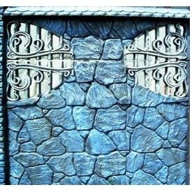 Плита Киев-Забор Бут пазл вікно одностороння 2х0,5 м