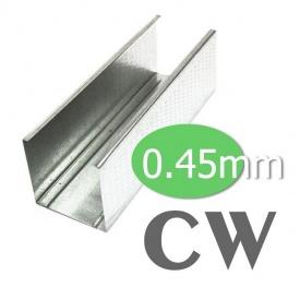Профіль CW 3 м 0,45 мм