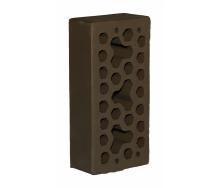 Лицевой кирпич СБК КЛПр 1NF М150 250х120х65 мм какао