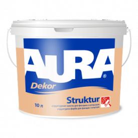 Краска структурная Aura Dekor Struktur 10 л