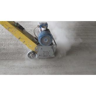 Машинная фрезеровка бетона