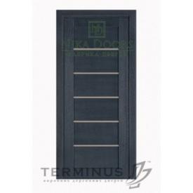 Міжкімнатні двері TERMINUS Modern Модель 137 дуб Antracit Grey глуха