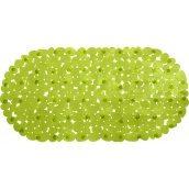 Коврик для ванны противоскользящий Trento Stone желто-зеленый