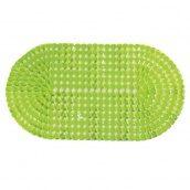 Коврик для ванны противоскользящий Trento зеленый