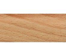 Плинтус-короб TIS с прорезиненными краями 56х18 мм 2,5 м бук орландо