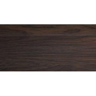 Плинтус-короб TIS с прорезиненными краями 56х18 мм 2,5 м венге классический