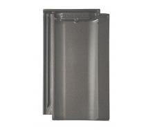 Черепица Braas Топаз 11V Топ глазурь 445х265 мм хрустально серый