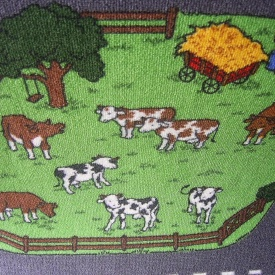 Ковролин Ideal Farm 158 2,5 м
