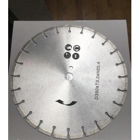 """Алмазний диск Conmec DB18-450 18"""" 450 мм"""
