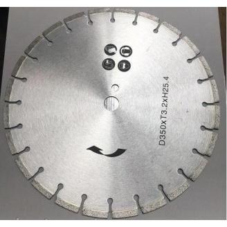 Алмазный диск Conmec DB14-350 14