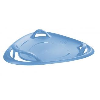 Санки-ледянка Plastkon Meteor 60см сині