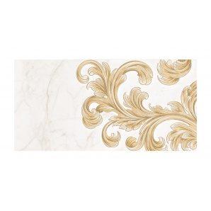 Декор для плитки Golden Tile Saint Laurent №1 300х600 мм белый