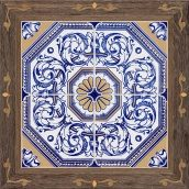 Керамічна плитка Golden Tile Valencia 400х400 мм мікс