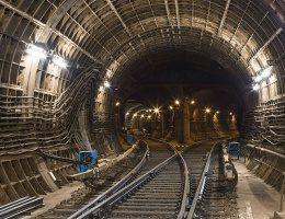 В Киеве построят четыре станции метро