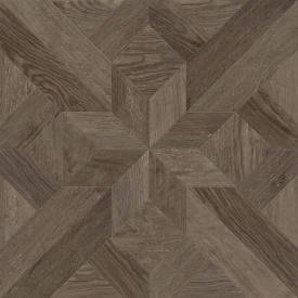 Плитка Golden Tile Dubrava 604х604 мм коричневый