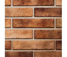 Клинкерная плитка Golden Tile BrickStyle Seven Tones 250х60х10 мм оранжевый (34Р020)