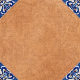 Керамічна плитка Golden Tile Andalusia Corner 400х400 мм теракотовий