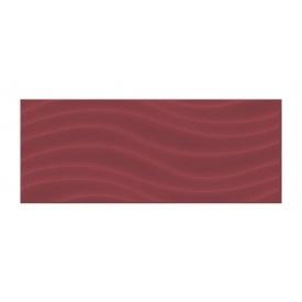 Керамическая плитка Golden Tile Volna 200х500 мм марсал