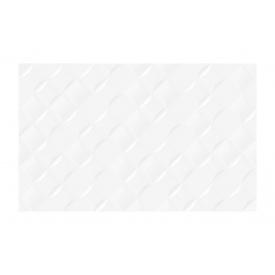 Керамическая плитка Golden Tile Gortenzia 250х400 мм белый