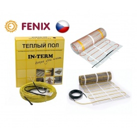 Электрический теплый пол Fenix под плитку