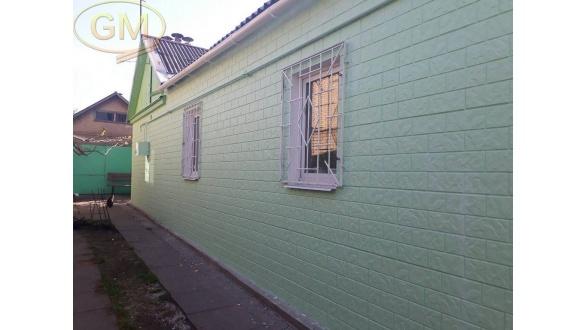 Утепление фасадными термопанелями
