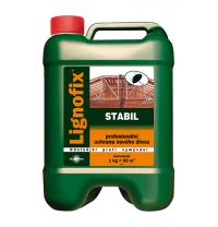 Пропитка для древесины Lignofix Stabil невымываемая 5 кг