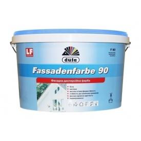 Краска Dufa Fassadenfarbe F90 2,5 л белый