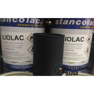Краска селективная Илиолак для солнечных коллекторов 4,0 л.