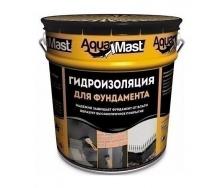 Мастика ТехноНІКОЛЬ AquaMast бітумна 18 кг