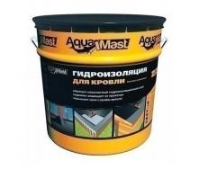 Мастика Техноніколь AquaMast бітумно-гумова для покрівлі 18 кг