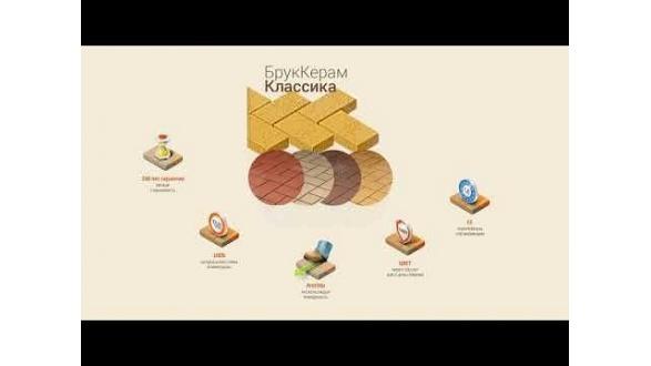 Клинкерная Брусчатка Керамейя - европейское качество по отечественной цене