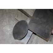 Металлическая деталь в фундамент 60x40 см 12 мм