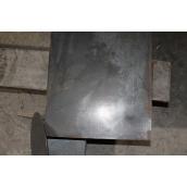 Закладные пластины 25x30 см толщина листа 6 мм