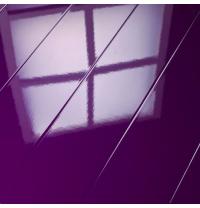 Ламинат HDM Superglanz Diele sensitive 1294x185x8,7 мм фиолетовый