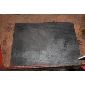 Пластина металлическая 60x60 см 10 мм