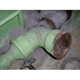 Демонтаж каналізаційної системи