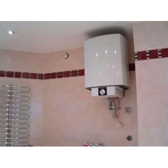 Установка накопичувального водонагрівача
