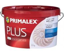 Краска водоэмульсионная Primalex Plus 25 кг белая