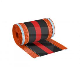 Коньковая вентиляционная лента Eurovent Roll Standart 300 мм 5 м