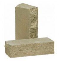 Кирпич облицовочный РуБелЭко Дикий камень полнотелый 230х100х65 мм песчаник (КСЛБ2)