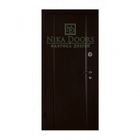 Броньовані двері Стайл 960х2040 мм венге