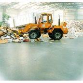 Укрепитель для бетонного пола Rocland Qualitop Titanium 25 кг