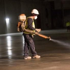 Лак для покрытия бетона топпинга Rocland Roc Cure 1 л