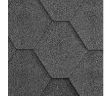 Битумная черепица Icopal Plano Natur 1000х317 мм серый