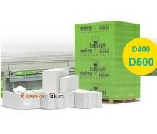 Газоблок Стоунлайт стеновой 300х200х600 мм